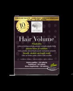 Hair Volume™ 90 tabl. + 30 tabl. JUUBELIPAKK